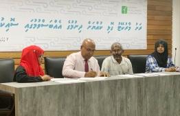 HDC holds official handover ceremony of Hulhumale's 'Rashu Maarukeytu' stalls. PHOTO/HDC