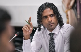Parliament Public Accounts Committee passed a motion ordering the Auditor General to conduct a special audit on STO's COVID-19 spending, a motion submitted by Maldivian Democratic Party (MDP) member for Dhaandhoo constituency, MP Yauqoob Abdulla. PHOTO: MIHAARU