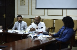 MTDC Managing Director at the parliaments SOE committee. PHOTO: PARLIAMENT SECRETARIAT