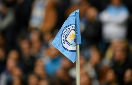 Manchester City escaped with a fine after FIFA investigated the transfer of minors. PHOTO: AFP