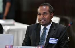 High Court Judge Ali Sameer. PHOTO: NISHAN ALI / MIHAARU