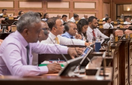 Parliament members during a session. PHOTO: PARLIAMENT