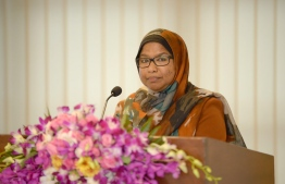 Chief Executive Officer of Capital Market Development Authority (CMDA) Nadia Hassan resigned from her post on August 29. PHOTO: CMDA