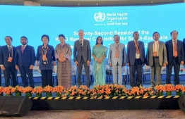 Six WHO South-East Asia countries, Maldives, Sri Lanka, Nepal, Bhutan, Bangladesh and Thailand felicitated for public health achievements