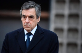 Former French Prime Minister Francois Fillon. PHOTO: GETTY IMAGES