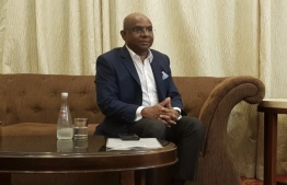 Minister of Foreign Affairs Abdulla Shahid issues statement at the Emergency Foreign Ministerial Conference of the Organisation of Islamic Cooperation (OIC) expressing Maldives' full support to Palestine and reiterated Maldives call for a sovereign State of Palestine.