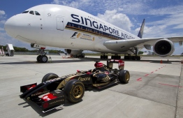 Singapore Airlines. PHOTO:SINGAPORE AIRLINES
