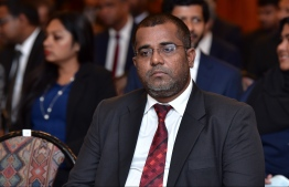 Judicial Service Commission's High Court representative Abdul Rauf Ibrahim resigned from the judicial watchdog on Sunday. PHOTO: NISHAN ALI / MIHAARU