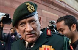 India chief army Bipin Rawat