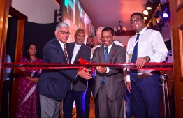 The largest hospitality expo 'Hotel Asia Exhibition' commenced on Monday. PHOTO: NISHAN ALI / MIHAARU