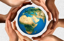 For Humanity, let us all unite. IMAGE: ALX FOTOLIA