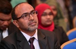 Family Court Judge Hassan Saeed. PHOTO: MIHAARU