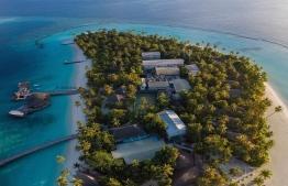 Constance Halaveli Resort. PHOTO: CONSTANCE GROUP