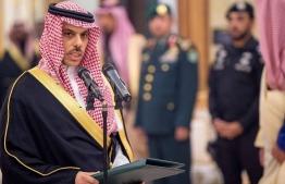 Prince Faisal Bin Farhan, the new Foreign Minister. PHOTO: FOREIGN GAZETTE