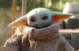 "The Child, popularly known as ""Baby Yoda"" among Star Wars fan, from the spin-off series The Mandalorian. IMAGE/DISNEY+"