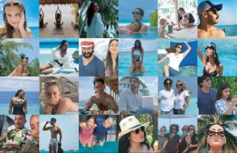 Celebrities that vacationed at resorts across Maldives in the year 2019. PHOTO: VARIOUS / INSTAGRAM