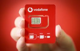 Vodafone India's stock plummeted approximately 40 percent. PHOTO: VODAFONE