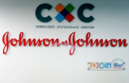 Johnson & Johnson is liable for USD 6,8 million of damages. PHOTO: C, TRIBALLEAU / AFP