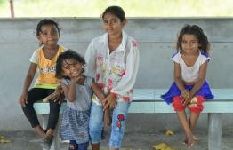 GA. KANDUHULHUDHOO CHILD ABUSE RAPE CASE /  CHILDREN