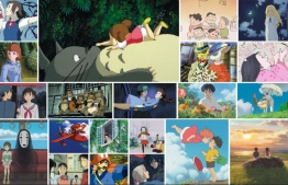 Netflix has acquired the rights to stream 21 animated films from Studio Ghibli. IMAGE/THE VERGE
