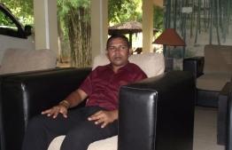 CEO of state orphanage Abdul Shukoor Abdul Hakeem.
