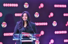Noora Ibrahim Zahir, the Manager Brand and Marcomms at Ooredoo Maldives. FILE PHOTO/MIHAARU