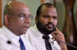President Ibrahim Mohamed Solih sacked Ali Waheed from his post as Minister of Tourism on Thursday, marking the first minister to be terminated over allegations of sexual assault in Maldives' history. PHOTO: NISHAN ALI / MIHAARU