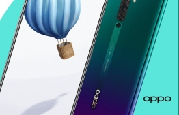 Ooredoo Maldives introduces OPPO smartphones in Maldives. PHOTO: OOREDOO
