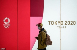 Tokyo Olympics scheduled for July/August 2020 has now been delayed due to the COVID-19 pandemic. PHOTO: AFP