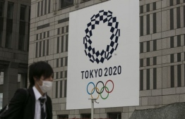 The Tokyo 2020 Olympics look increasingly likely to be postponed after Canada pulled out. PHOTO: AP