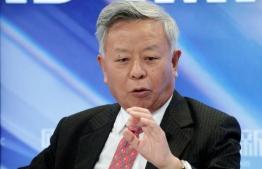 Asian Infrastructure Investment Bank president Jin Liqun. PHOTO: BLOOMBERG