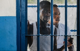 Fears grow as Haiti's prisons could become epidemiological time bombs if the new coronavirus gains a stronghold within prison walls. PHOTO: AFP