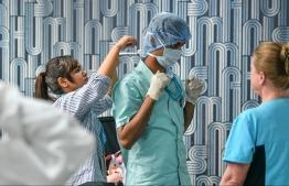IGMH COVID-19 CRITICAL CARE TRAINING / DOCTORS / NURSE