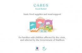 Child Aid Relief in Emergency Situations (CARES), launched by ARC and FLC to provide food relief to families with children during the COVID-19 crisis. IMAGE/CARES