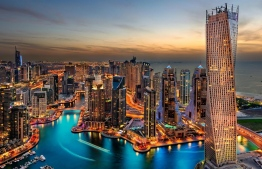 Dubai also announced that citizens and residents would be allowed to travel abroad from Tuesday. PHOTO: STOCK / MIHAARU