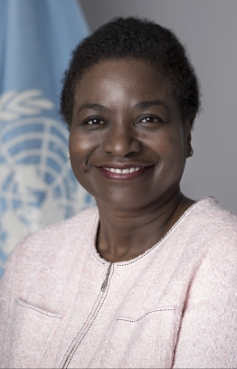 Dr Natalia Kanem, United Nations Under-Secretary-General and Executive Director of the United Nations Population Fund (UNFPA). PHOTO: UNITED NATIONS