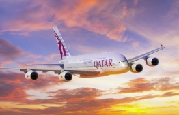 Qatar Airways has increased operations to Maldives from three daily flights to four, in order to meet higher passenger demand. PHOTO: QATAR AIRWAYS