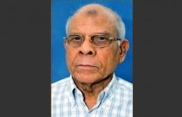 Prominent bussinessman and philanthropist Hussain Abdulla, the owner of MHA Pvt Ltd