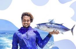 Hassan Saajin, known as the 'Zuvaan Masveriya': the new brand ambassador of Ooredoo Maldives. PHOTO/OOREDOO