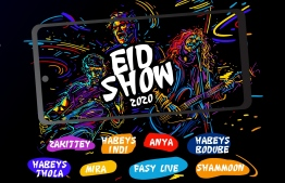 Ooredoo Maldives will host a digital music show, 'Eid Show 2020' on the occasion of Eid al-Fitr. PHOTO/OOREDOO MALDIVES