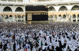 Saudi Arabia is expected to scale back or call off this year's hajj pilgrimage for the first time in its modern history, a perilous decision as coronavirus cases spike. With the annual ritual in doubt, Muslim nations are pressing Riyadh to give its much-delayed decision on whether the hajj will go ahead as scheduled in late July. But as the kingdom negotiates a call fraught with political and economic risks in a tinderbox region, time is running out to organise logistics for one of the world's largest mass gatherings. PHOTO: AFP