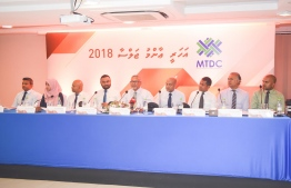 During MTDC's Annual General Meeting held in 2018. FILE PHOTO/MTDC