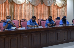 Parliamentary Committee on Human Rights and Gender summoned Maldives Police Service for their investigation over the alleged sexual assault of an expatriate worker. PHOTO: AHMED AWSHAN ILYAS / MIHAARU