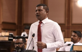 Maldives Police Service accused parliamentary representative for Shaviyani Atoll's Milandhoo constituency, Ali Riza's RIX Company Pvt Ltd of human trafficking. PHOTO: MIHAARU FILES