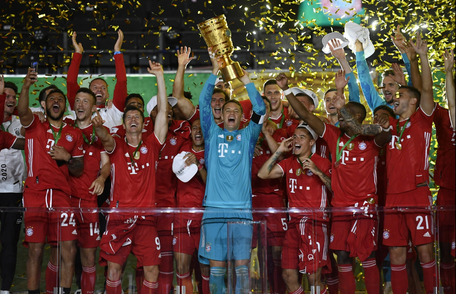 Neuer says Bayern 'hungry' for treble after Cup triumph - The Edition