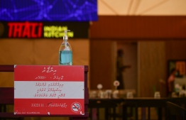 Health Protection Agency (HPA) revealed that 44 locals and 23 foreigners had tested positive to COVID-19 on September 17. PHOTO: NISHAN ALI / MIHAARU