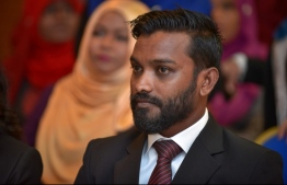 A disciplinary issue against Criminal Court Judge Ismail Rasheed is currently underway. PHOTO: MIHAARU FILES