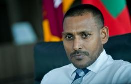 Prosecutor General Hussain Shameem. PHOTO: NISHAN ALI/ MIHAARU