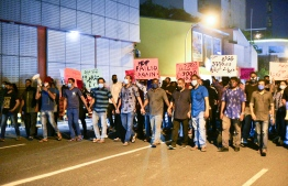 OPPOSITION PROTEST PPM