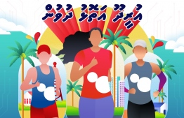 Ooredoo Maldives will host  'Atholhu Run', the first virtual run held in Maldives on August 28. PHOTO: OOREDOO MALDIVES